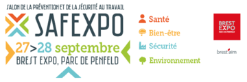 Salon SAFEXPO Brest 27 et 28 septembre 2018